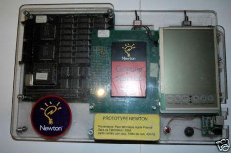 Apple Newton Prototype